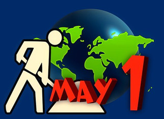 May Day in Germany:  Worker's movement tradition and folkloristic entertainment