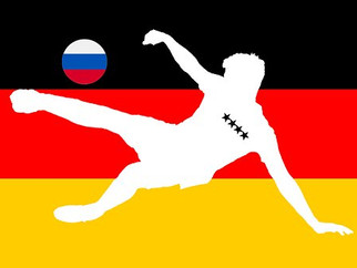 The ball is round:  German football is pure wisdom... and en route to win a fifth star