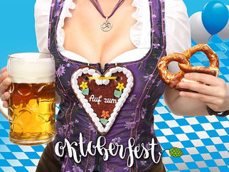The Volksfest tradition: Party, German style