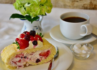 German Tea Time:  Kaffee und Kuchen as the peak of social culture
