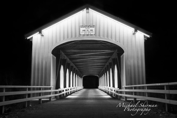 Goodpasture Covered Bridge