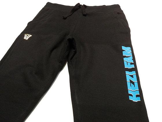 Hezi Fam x Gold Net Sweatpants Joggers