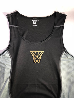 Compression Muscle Tank Mens Basketball
