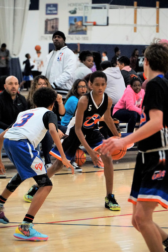 Alijah Arenas Highlights ACES MLK Day Tournament