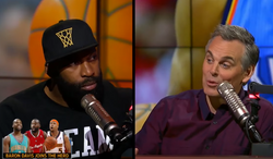 Baron Davis Gold Net Hat The Herd