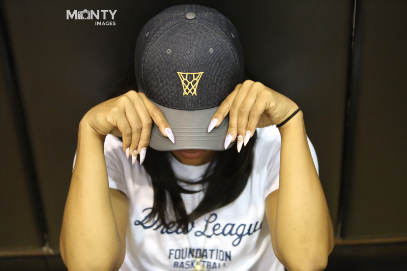 Elisha Taylor Womens Basketball Hat