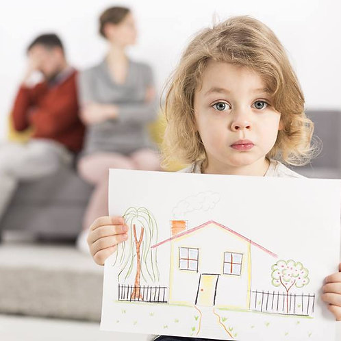 February 23rd, 2021 (Virtual) - Helping Kids When Their Parents Divorce