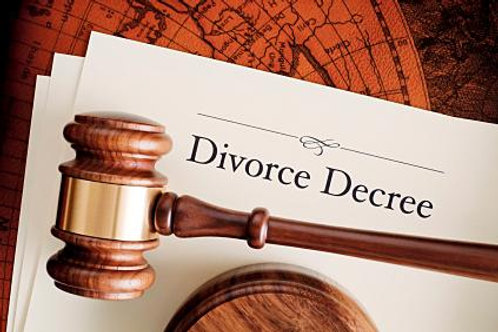 October 12th, 2021 (Virtual) - Divorce Choices: Understanding your options