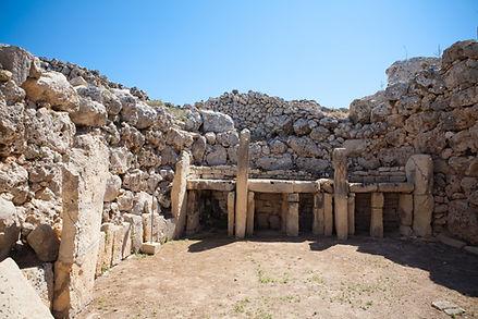 Ggantija Temples Pic