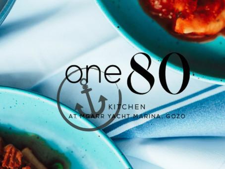 One80 Kitchen at Mgarr Yacht Marina