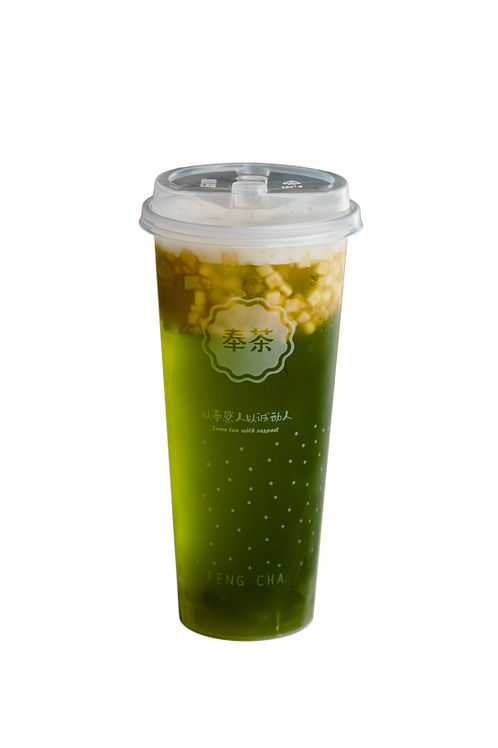 Jasmine Apple Green Tea
