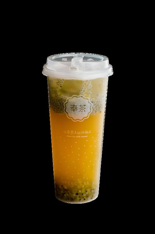 Kiwi Basil Green Tea