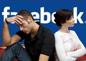 Brigando no Facebook