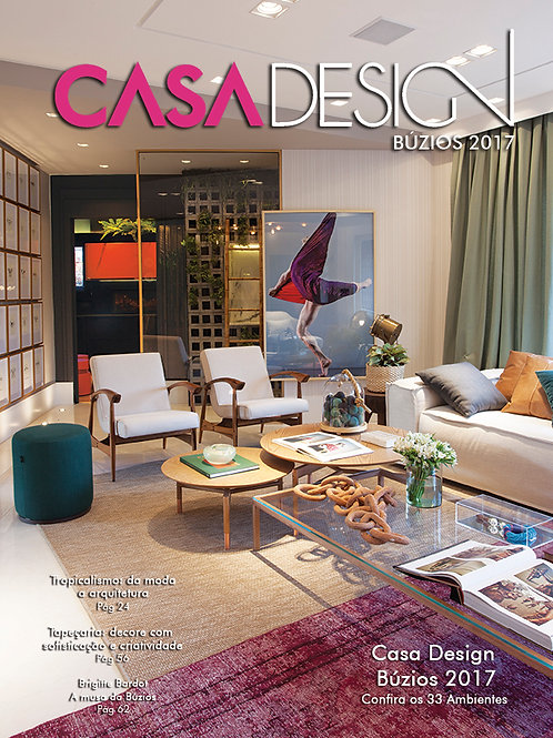 Revista Casa Design Búzios 2017 (EPUB)