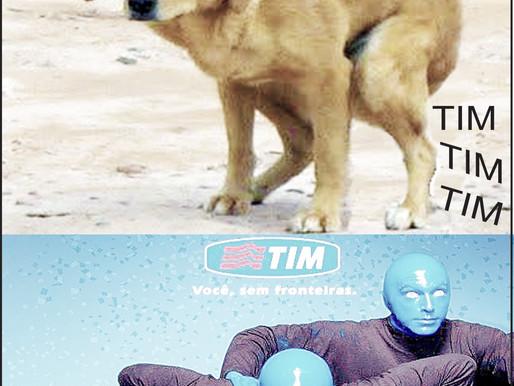 Com a TIM a Portabilidade Infernal