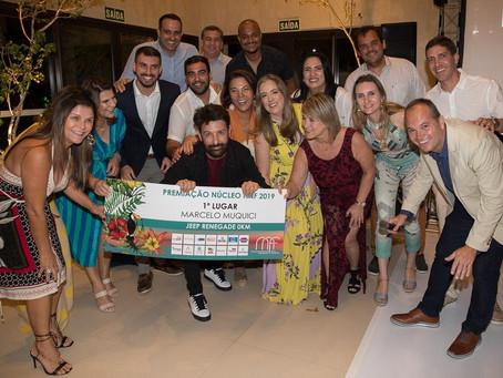 Premiação NNF 2019
