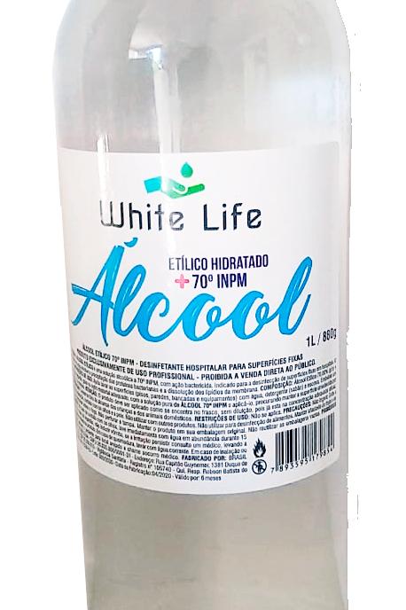 Álcool Líquido 70% - 1 Litro