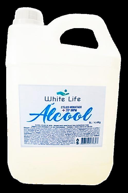 Álcool Líquido 70% - 5 Litros