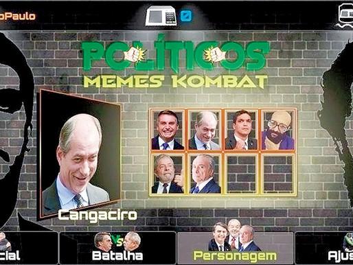 Política nos Games