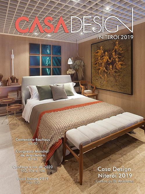 Revista Casa Design Niterói 2019 (EPUB)