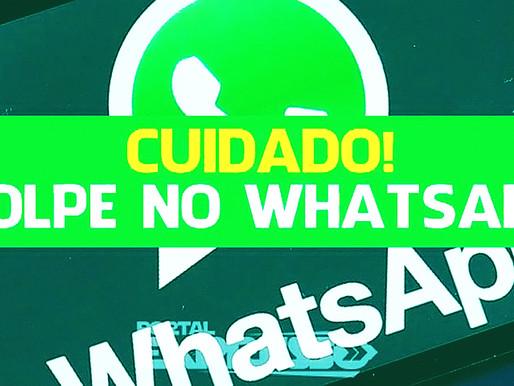 Golpes e Seqüestros pelo Whatsapp