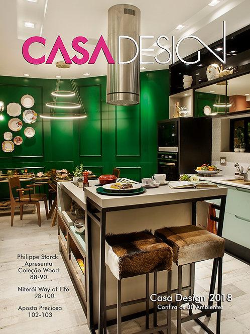 Revista Casa Design Niterói 2018 (EPUB)