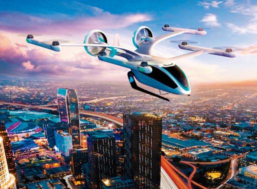 Carros Voadores... Realidade?
