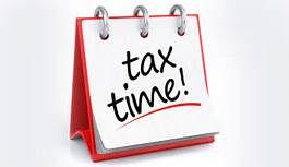 Tax Drop Off Service