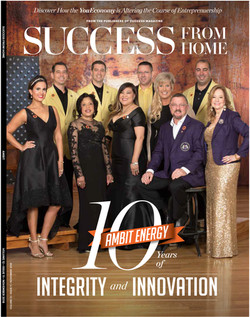 2016 Success From Home Kevin Duncan Ambit Energy