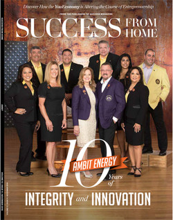 2016 Success From Home Rose Duncan Ambit Energy