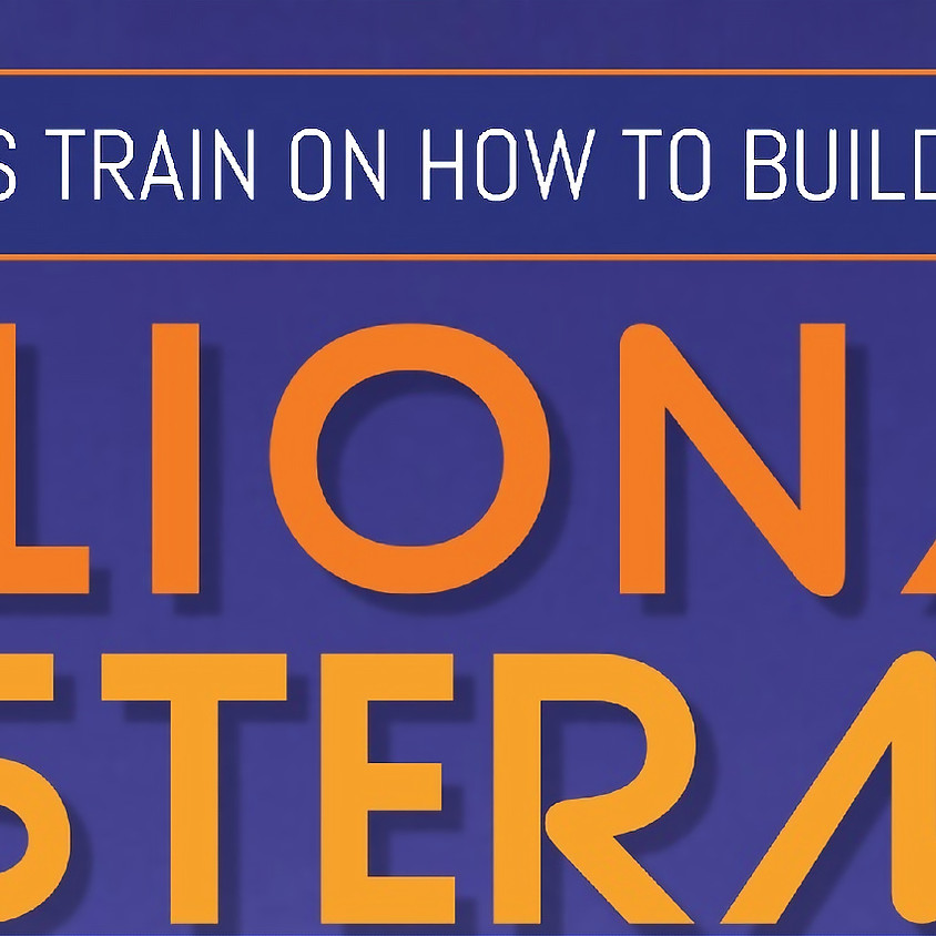 Millionaire Mastermind 2019 Training Event - $15 Now / $20 Later