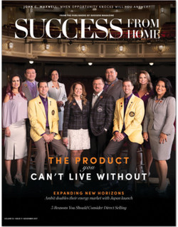 2017 Success From Home Rose Duncan Ambit Energy