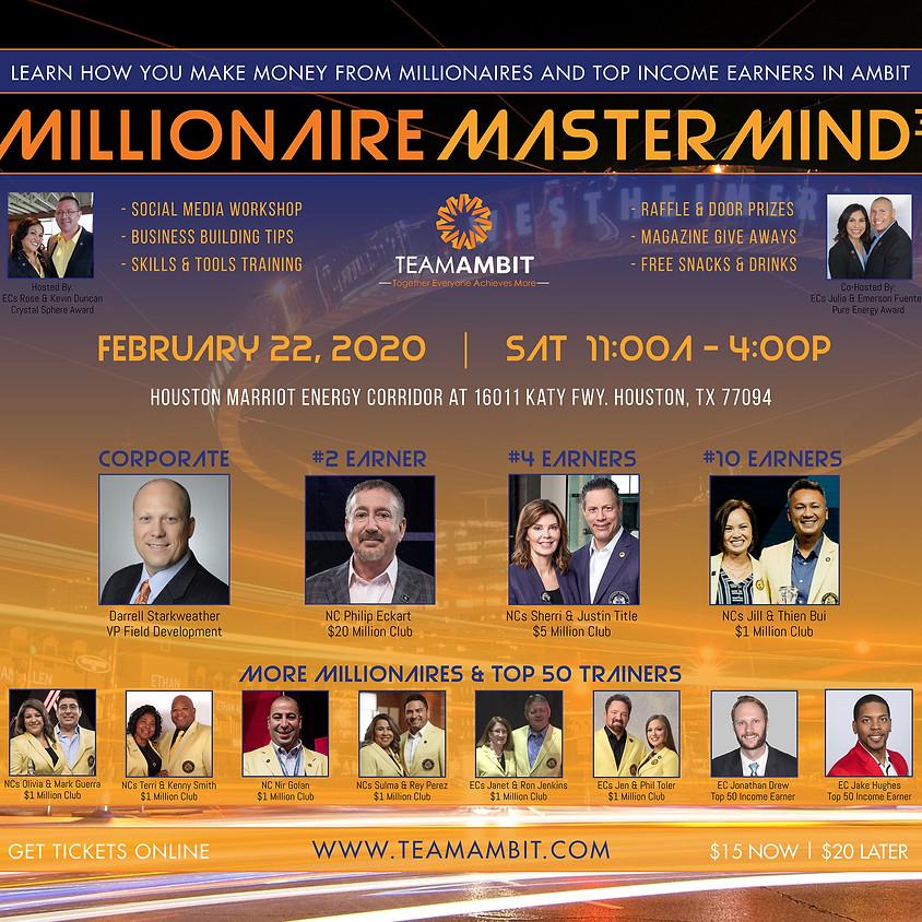 Millionaire Mastermind 3 Training Event