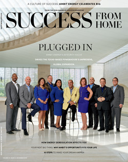 2018 Success From Home Rose Duncan Ambit Energy