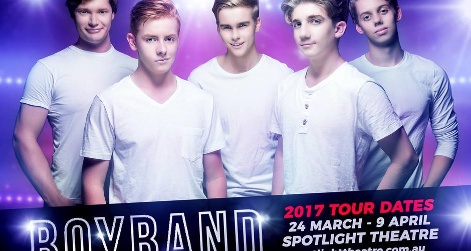 Boy Band - Spotlight Theatre