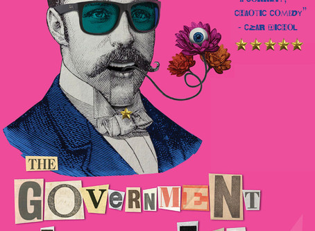 AUDITION JULY 26th The Government Inspector