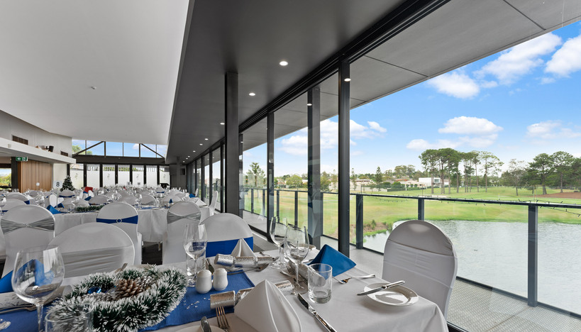 Lakeview Room, Pines Golf Club, Sanctuary Cove