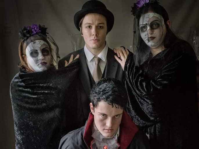 The Drama Merchant Imaginasium - Dracula