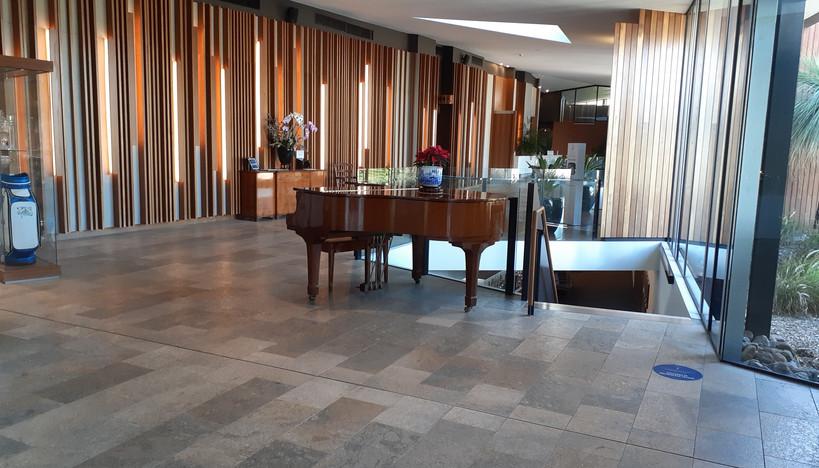 Foyer, Lake View Room, Pines Golf Club, Sanctuary Cove