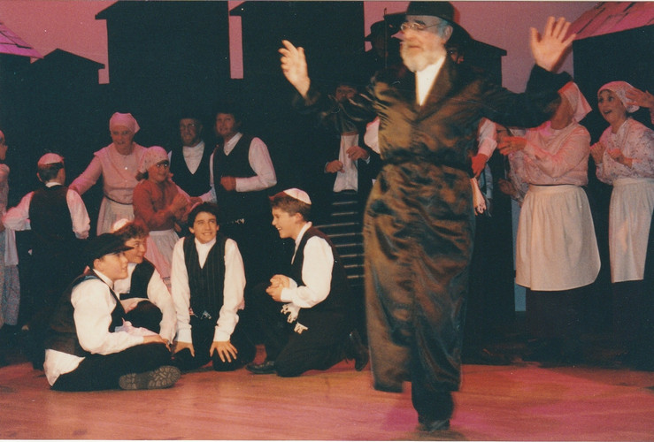Fiddler on the Roof - Tweed Theatre
