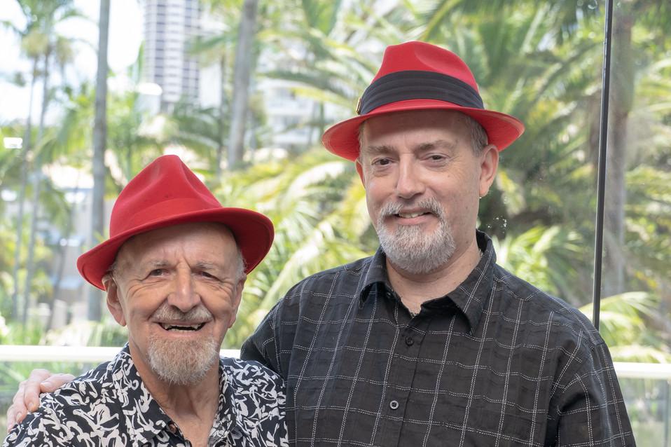 Joel and Shane
