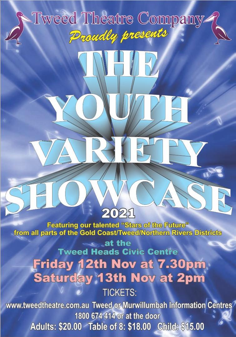 Youth Variety Showcase