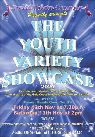 Youth Variety Showcase