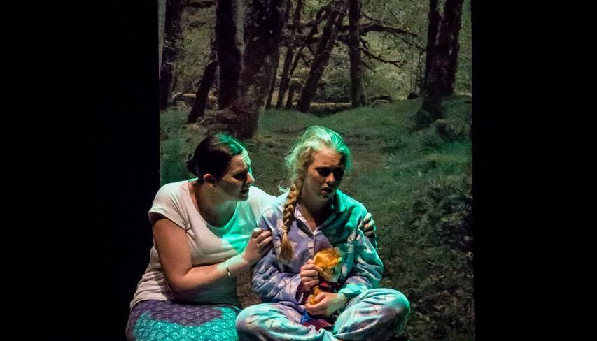 Wolf Lullaby Gold Coast Little Theatre