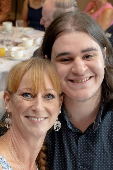 Martina and Nathan French