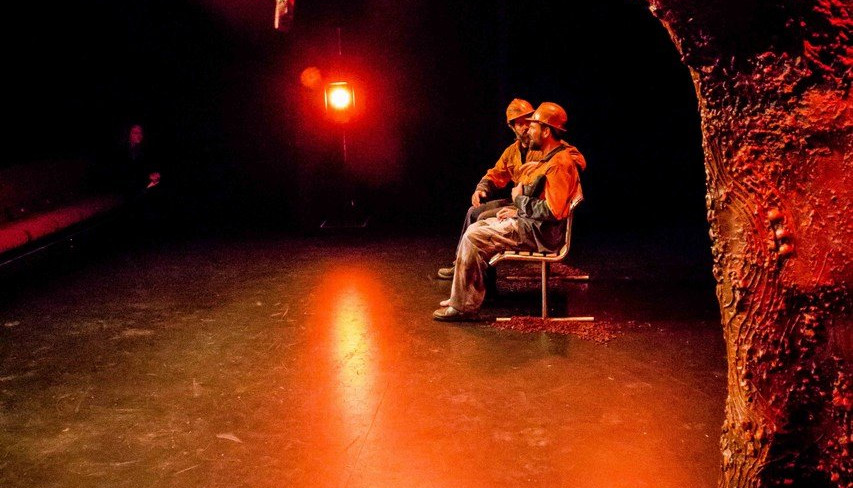 Waiting for Godot - Mercury's Wings