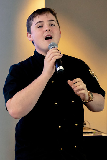 Jack Watson - the Singing Chef