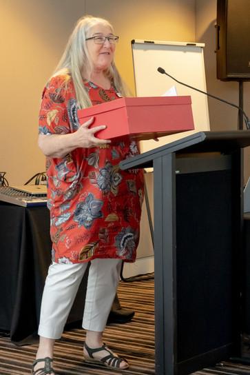 Annie Lotocki - the Red Hat Speech