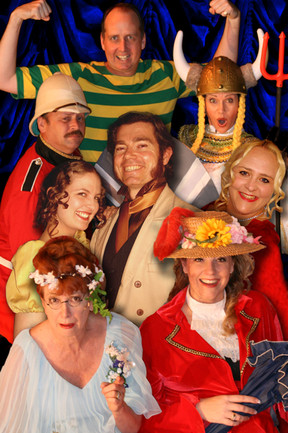 Olde Time Music Hall - Top Hat Productions