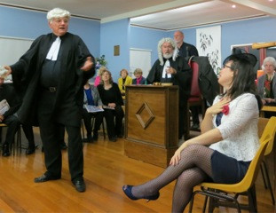 Gold Coast City Choir Trial by Jury 2012